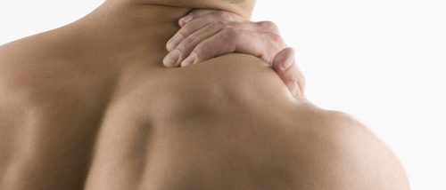 Osteopathy can help treat patients with frozen shoulder, muscle spasm and neuralgia - Lydney Osteopath