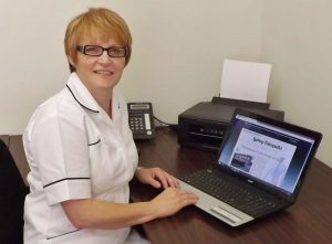 Penny Kavallares Qualified Osteopath in Lydney