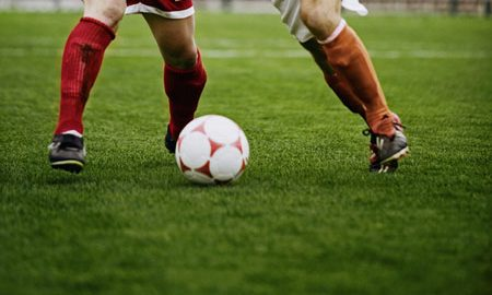 Lydney osteopaths - Treating Football injuries.