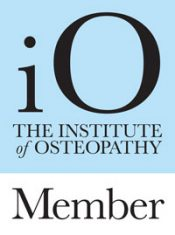 Lydney Osteopaths member of Institute of Osteopathy
